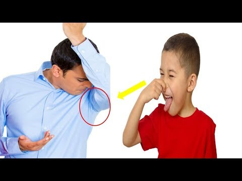How to Get Rid of Body Odor Forever Naturally For Men & Women