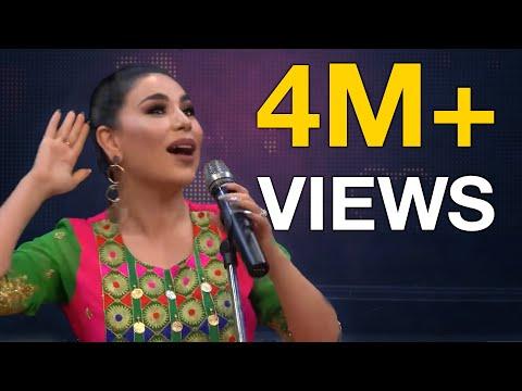 قسیم بی آریانا - اجرای آهنگ 'الله گل دانه دانه' توسط آریانا سعید
