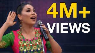"""قسیم بی آریانا - اجرای آهنگ """"الله گل دانه دانه"""" توسط آریانا سعید"""
