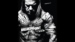 WWE Breaking Point 2009 PPV Review