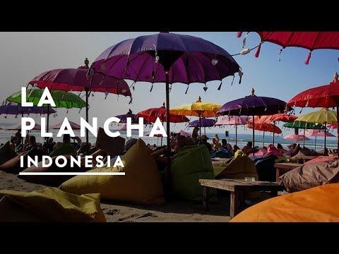 LA PLANCHA, SISTERFIELDS & CAFE ORGANIC IN SEMINYAK | Bali Travel Vlog 002, 2016