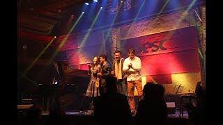 Messias Britto quarteto play Pingo no Ó no Sesc Pompeia