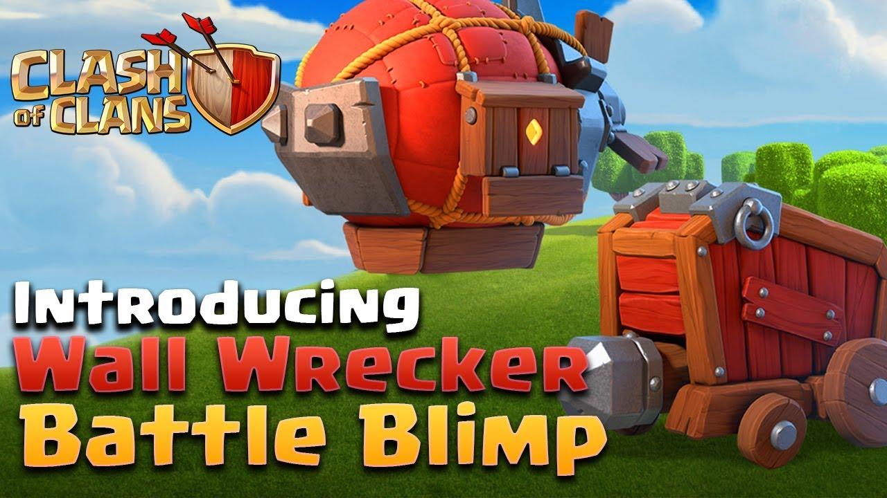 2 BRAND NEW TROOPS - SPECIAL ABILITIES IN ACTION [GAMEPLAY] | Clash of  Clans Siege Workshop 2018