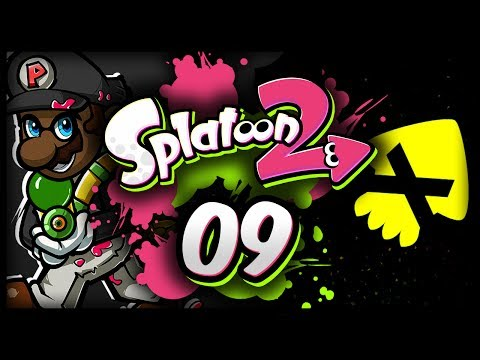 """""""WHY WOULD THEY DO THIS!?""""   Splatoon 2 w/ PKSparkxx - Single Player Let's Play [Part 9] [World 5]"""