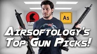 Airsoftology's Top Gun Picks! - RedWolf Airsoft RWTV