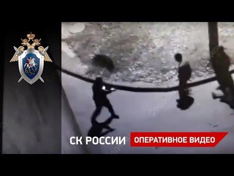 Полицейский вынужден стрелять