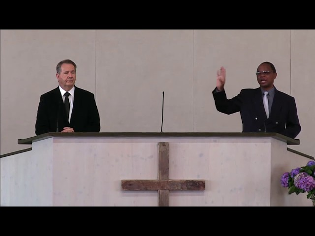 Gottesdienst Kwasizabantu - 17 Mai 2020
