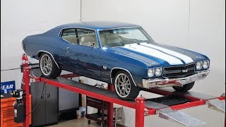 1970 Chevelle SS 396 Pro Touring Resto Mod FOR SALE @ www.NationalMuscleCars.com #NationalMuscleCars