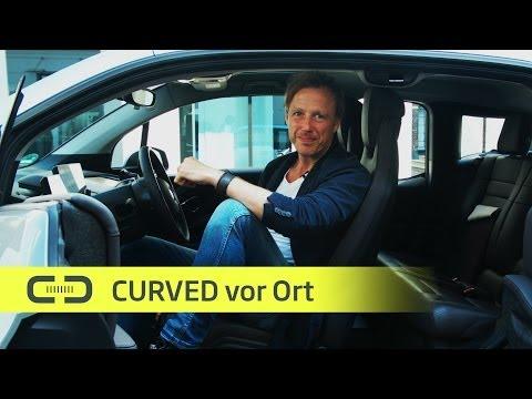Smartphone auf Rädern / Curved
