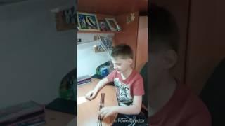 видео Как завязать георгиевскую ленточку бантиком схема