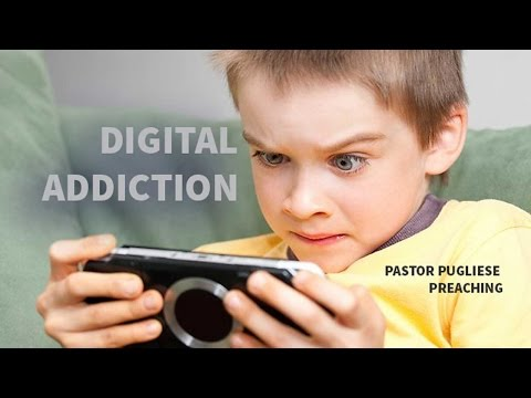 Digital Addiction 01082017 PM - The Door Christian Fellowship - El Paso Texas