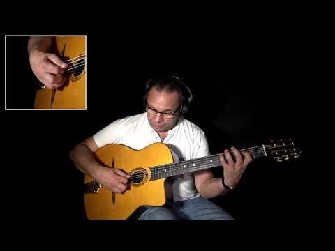 Bireli Lagrene - Exactly Like You ( Improvisation Jazz Manouche )