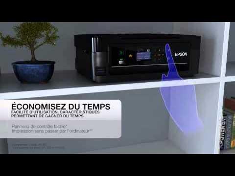 epson expression home xp 402 imprimante tout en un vid o produit youtube. Black Bedroom Furniture Sets. Home Design Ideas