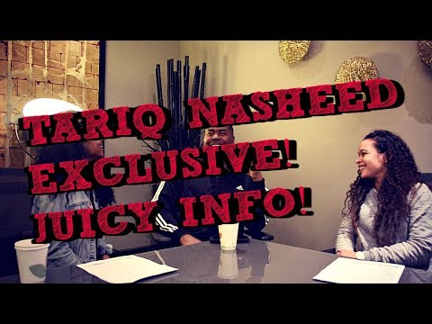 TARIQ NASHEED INTERVIEW | SPEAKS ON PAST, FEARS, DATING AND MORE | LAILA BRANDI LIVE