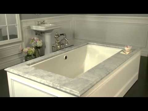 Kohler Plumbing Videos Bubble Massage Technology - YouTube