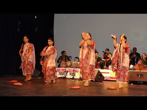 Sanchari Musical Evening, 2014 (Ekhon Aar Deri Noi...)