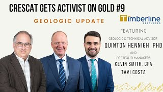 Crescat Gets Activist on Gold #9 Geologic Cut - Timberline Resources ($TBR.V)