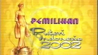Pemilihan Puteri Indonesia 2002 Part 1