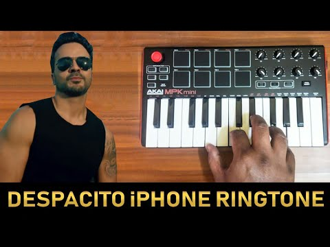 Despacito IPhone Ringtone By Raj Bharath