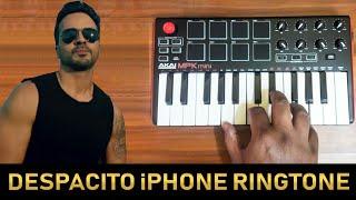 Despacito iPhone Ringtone By Raj Bharath Resimi