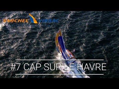 Jean-Pierre Dick  #7 En Route pour Le Havre St-Michel Virbac