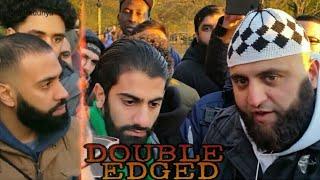 DOUBLE EDGED | RAZOR BLADE SHIA | SHIA BLADE RUNNER | ABDUL HAMID | SPEAKERS CORNER