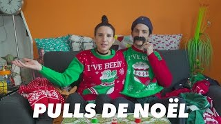 Hey Caro ! Tu nous montres ta sélection de pulls de Noël ?