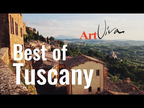 The Best of Tuscany Tour - ARTVIVA