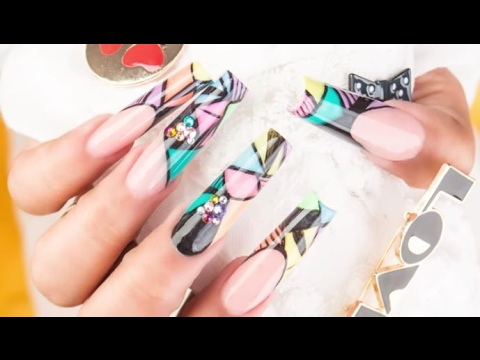 Adorable organic nails youtube adorable organic nails prinsesfo Choice Image