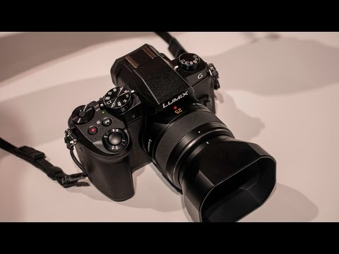 Panasonic Lumix G85 / G80 Early Review - Hands-On at Photokina 2016 (+ GH5 and new Leica lenses)