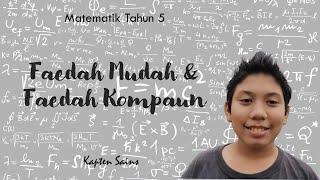 Matematik Tahun 5 Faedah Mudah Faedah Kompaun Youtube