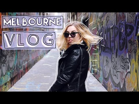 A WEEKEND IN MELBOURNE || Vlog