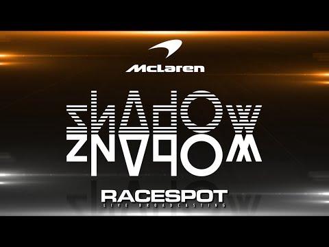 McLaren Shadow MP4-12C GT3 Qualifying   Round 1 at Brands Hatch