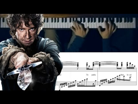 """""""The Last Goodbye"""" by Billy Boyd Advanced Piano Cover with Sheet Music"""