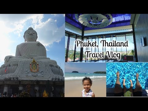 Thailand // Phuket with Kids!