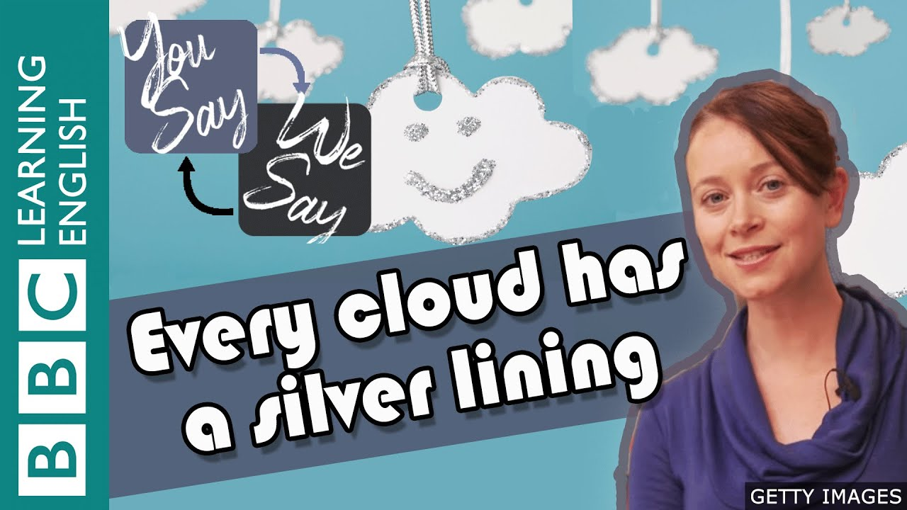 every cloud has a sliver lining