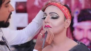 World best transformation makeup tutorial 2018 HD Tuhi Radha tuhi Krishna