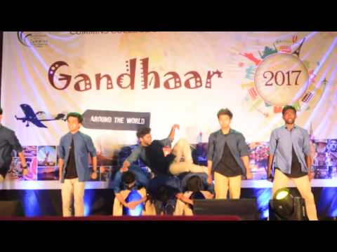 ait feet tappers 2017 | cummins |1st position | amazing group dance performance |AIT