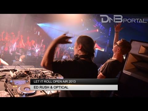 Ed Rush & Optical - Let it Roll OA 2013 [DnBPortal.com]