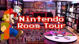New Nintendo Room Tour | Nintendo Collecting