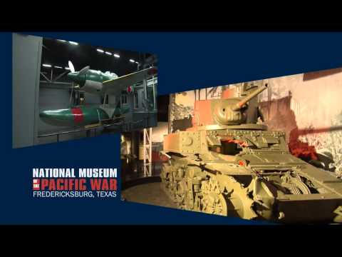 :30 TV Commercial for the National Museum of the Pacific War