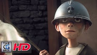 "CGI 3D Animated Short: ""BLEUETS"" - by ECV Animation Bordeaux 
