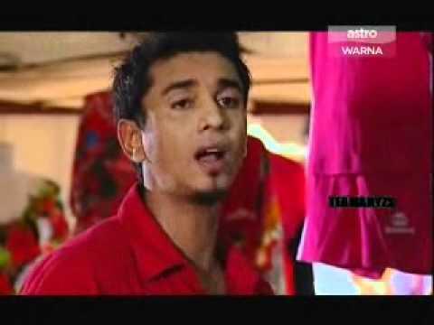 Funny scene 2 Anak Mami Mek Ani