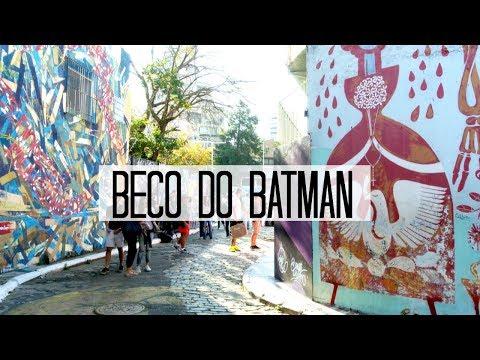 VLOG BECO DO BATMAN + MC DONALD'S