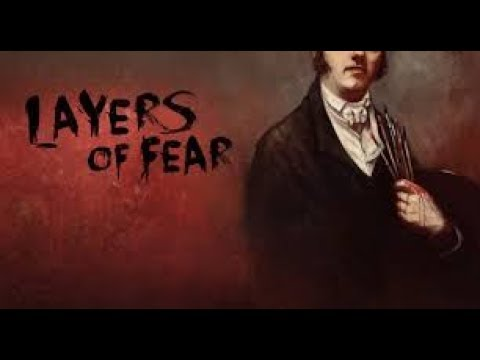 STAIRWAY  TO...THE MOON?WAIT WHAT?-Layers Of Fear gameplay part 6 |