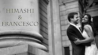 Italian-Buddist Wedding | St Etheldreda's Holborn & The Royal Exchange | Bloomsbury Films ®