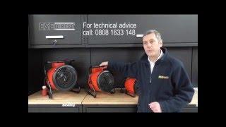 sealey fan heater 3kw eh3001