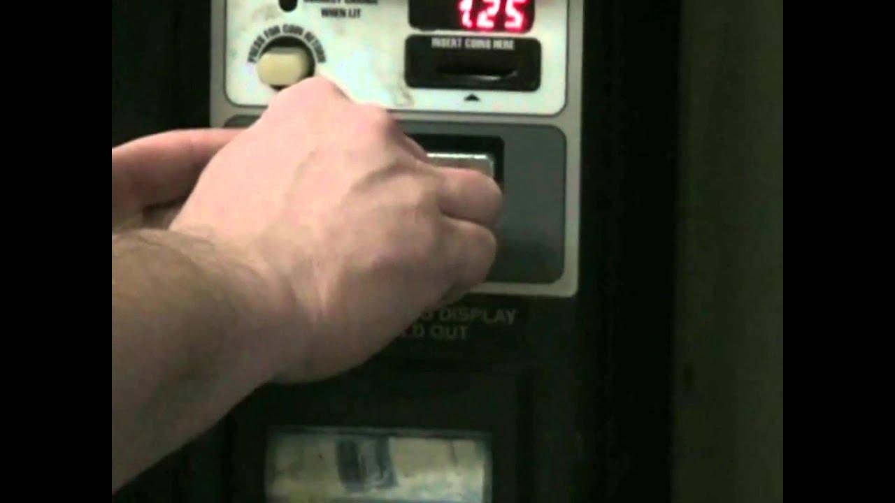 Vending Machines How To Unlock Your Vending Machine Youtube