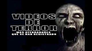 Los Vídeos de Terror Mas Escalofriantes que se han Registrado l Pasillo Infinito