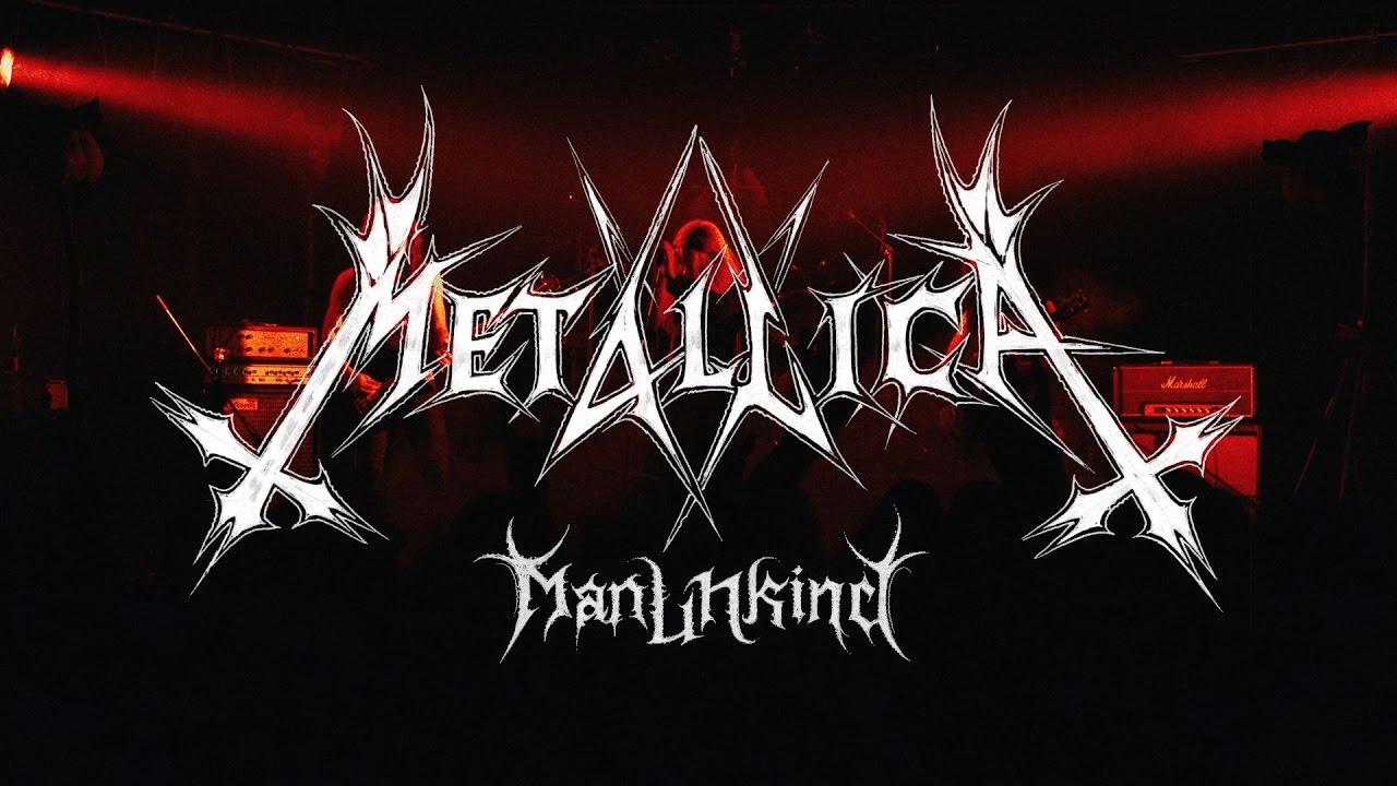 Sum 41 Wallpaper Hd Metallica Manunkind Official Music Video Youtube
